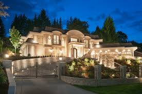 west vancouver water front homes mansions pinterest water