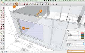 sketchup tutorial create a 3d model of a house