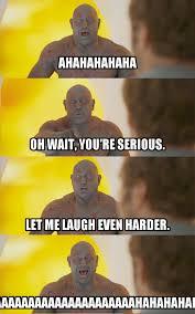 Guardians Of The Galaxy Memes - let me laugh even harder guardians of the galaxy know your meme