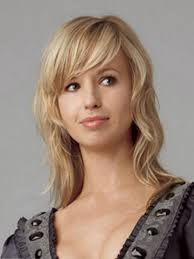layered medium lenght hair with bangs hairstyles for shoulder length hair with side bangs and layers