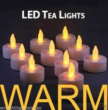 where to buy battery tea lights 60 x led tea light tealight candle flameless wedding decoration
