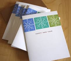 new years cards boxed set pictures reference