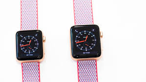 apple watch series 3 hands on the 399 stealth watch phone cnet