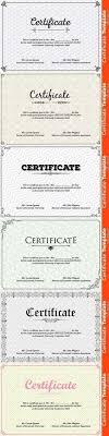 ffa certificate template preschool certificate template school certificate templates