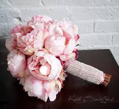 peony bouquet peony bouquet wedding bouquet silk bouquet bridal bouquet