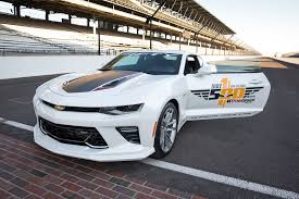 camaro pace car 2017 chevrolet camaro ss 50th anniversary edition indy 500 pace