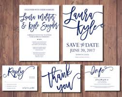 printable wedding invitation kits wedding invitation kits etsy