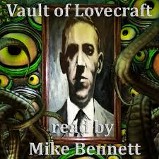 mike bennett author enter the vault of lovecraft