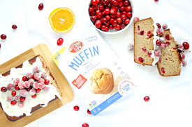gluten free orange cranberry bread petite allergy treats