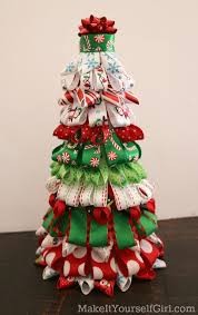 easy ribbon trees tutorial make it yourself