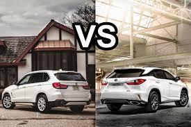 lexus rx 350 f sport 2016 benim otomobilim 2016 lexus rx 350 f sport vs 2016 bmw x5