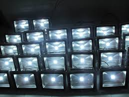 Led Light For Outdoor by Waterproof Led Flood Lights For Outdoor Municipal City Decoration