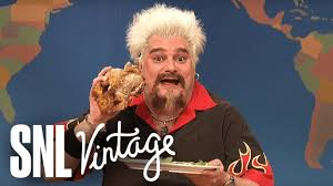 weekend update fieri on thanksgiving snl