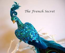 Peacock Centerpieces 36 Best Christmas Inspiration Images On Pinterest Peacock