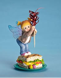 my kitchen fairies entire collection my kitchen fairies from enesco pulling taffy