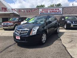2012 cadillac suv 2012 cadillac srx base 4dr suv in youngstown oh brothers auto
