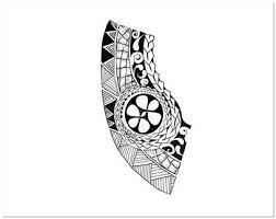 hawaiian tribal tattoos meaning strength inspiration