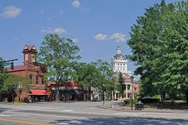 best towns in georgia south s best small towns small towns georgia and road trips