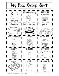 food coloring pages image gallery food group coloring pages at