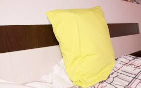 How To Make Sofa Pillow Covers How To Make A Decorative Pillow Cover 9 Steps With Pictures