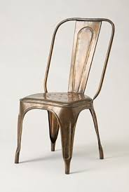 Copper Bistro Chair Redsmith Dining Chair Bistro Chairs Bistro Chairs And