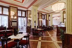 café restaurant quisisana hotel quisisana palace karlovy vary