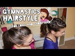 hairstyles for gymnastics meets the 25 best gymnastics hairstyles ideas on pinterest hair for
