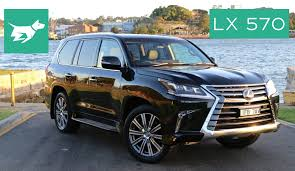 lexus suv in south africa 2016 lexus lx 570 review youtube