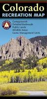 Colorado Hunting Units Map by Colorado Recreation Map Benchmark Maps 9780783499062 Amazon Com