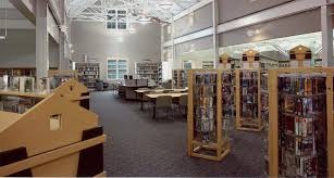 Library Interior Design Akron Summit County Public Library Richfield Library