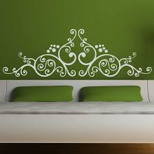pin by stephanie sciandra on possible wall designs pinterest pin by stephanie sciandra on possible wall designs pinterest stenciling headboard alternative and wall headboard