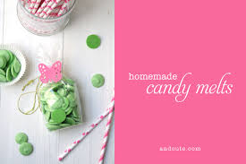 where to buy candy how to make your own candy melts
