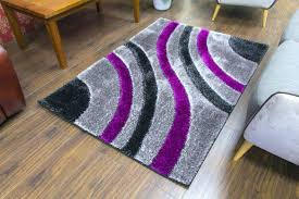 Purple And Grey Area Rugs Purple Gray And Black Area Rug Rugs Magenta Mauve Plum Coloured