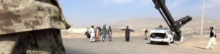Bagram Air Base Map Afghanistan Explosion Hits Us Airbase In Bagram News Al Jazeera