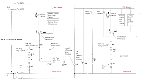 fiat x1 9 1981 tail stop electrical circuit wiring diagram simple