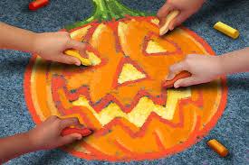 spooky halloween pictures print netmums