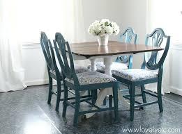 paint dining room table paint dining table painted dining room table ideas unique painted