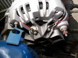 rods how to wire mopar 2 field alternator the h a m b