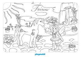 Dessin de coloriage Licorne à imprimer  CP16074