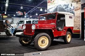 jeep forward control sema sema 2017 how did i get here speedhunters