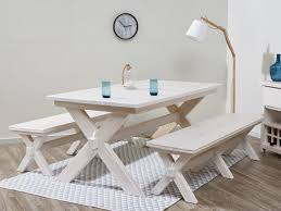 whitewash kitchen table small wood dining table room apartment