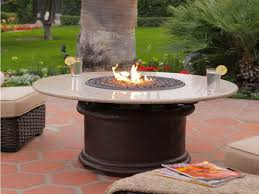 Patio Sets With Fire Pit Creative Of Large Fire Pit Table Acadia 6 Person Sling Patio