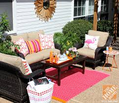 Pink Outdoor Furniture by Patio Decor Ideas Colorful Poolside Seating By Cassie Sunburst
