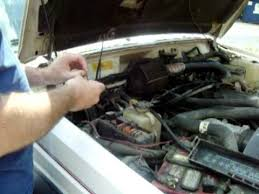 how to jumper the fuel pump relay on a jeep cherokee xj youtube
