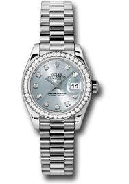 silver rolex bracelet images Rolex datejust lady platinum president watches jpg