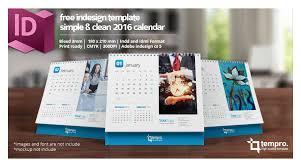 2016 free calendar template free design resources