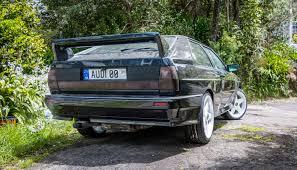rusty car project rusty u2013 rob u0027s audi ur quattro u2013 part 21 wheels drive