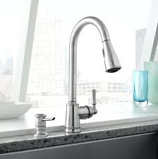 moen arbor single handle pull moen high arc kitchen faucet songwriting co