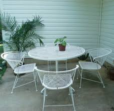 small wrought iron table winning furniture fascianting wrought iron tables and chairs to