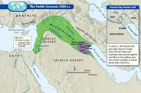 Fertile Crescent Map 40 Maps That Explain The Middle East Vox